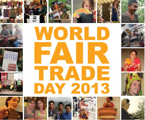 World Fair Trade Day 2013
