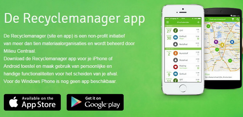 recyclemanager app